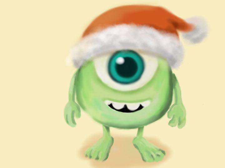 merry christmas - Jiamin