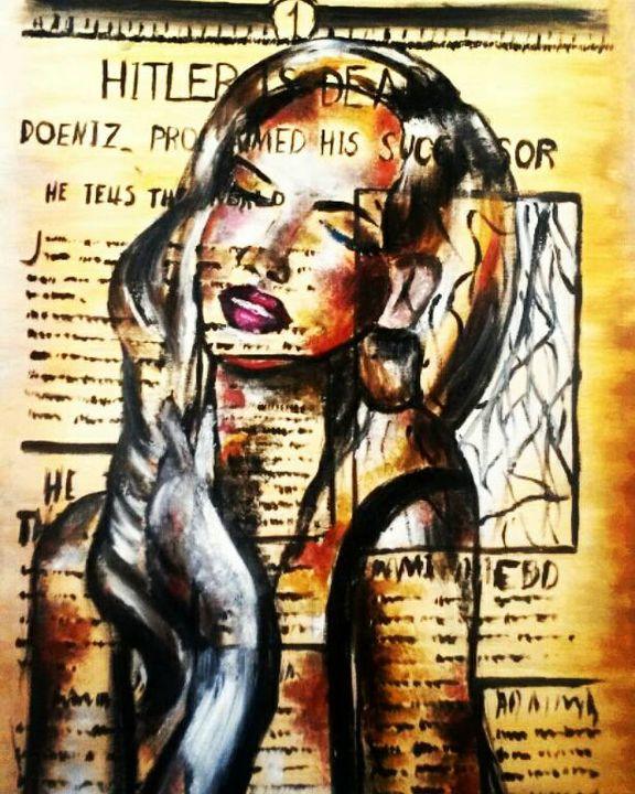 Hitler's newspaper - Silvia Hametaj