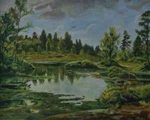 6.  The swamp.