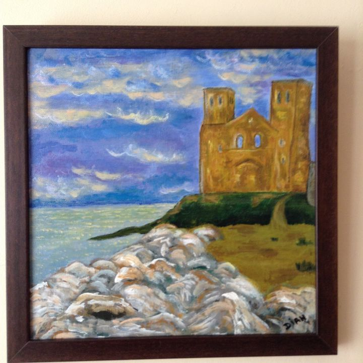 Reculver Towers - Dian's