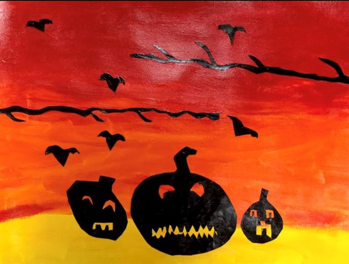 This is Halloween - Ajani Art