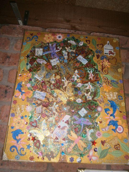 Tree of life - kim's gallery