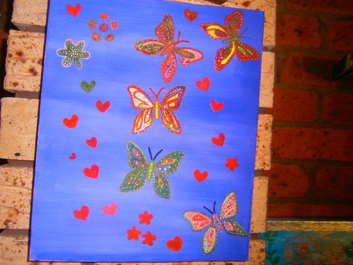 Butterfly's Flying - kim's gallery
