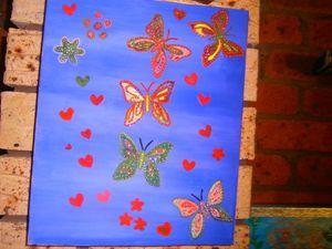 Butterfly's Flying
