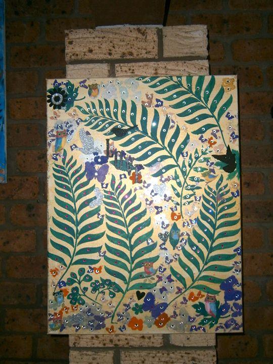 Green leaf - kim's gallery