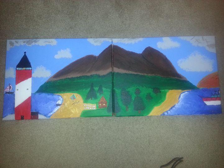 Mountain Island - Jeremy Novak