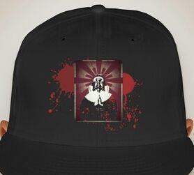 virgin mary gasmask hat - Aerosol Villians