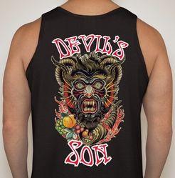 Devil's son tanktop