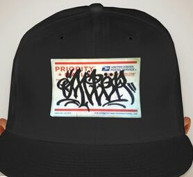 Sticker Slap Cap