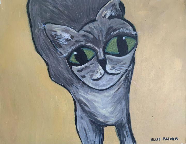 """Glenna"" - Elise's Art Page - Art by Elise Palmer"