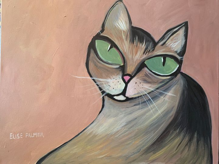 """Sue"" - Elise's Art Page - Art by Elise Palmer"