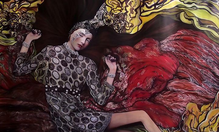 Helen - Safir & Rifas Art