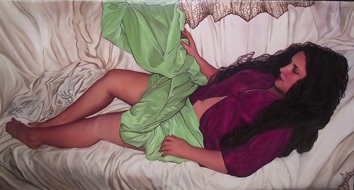 Lucia - Safir & Rifas Art