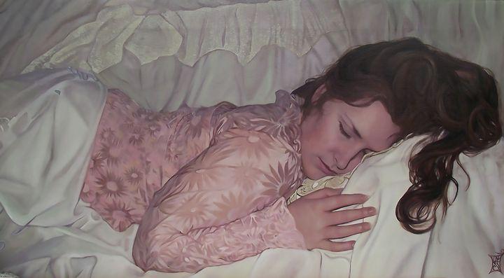 Selene dreaming - Safir & Rifas Art