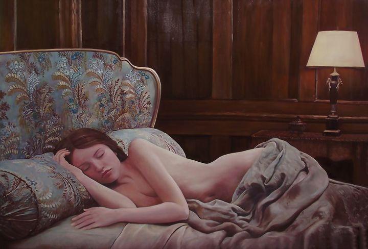 Sleeping beauty - Safir & Rifas Art