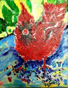Chesterfield - Cheryl Reynolds Art