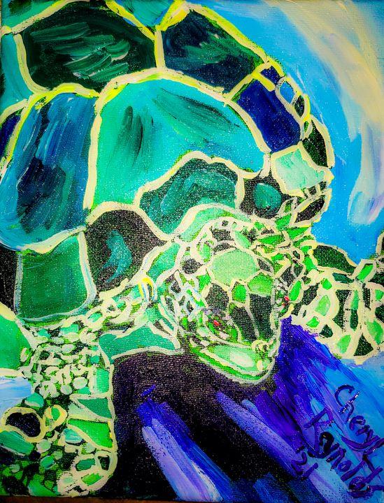 Kobbzu - Cheryl Reynolds Art