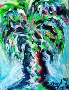 Shady Deal Palmetto - Cheryl Reynolds Art