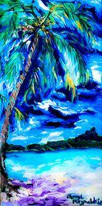 Island Dreams - Cheryl Reynolds Art