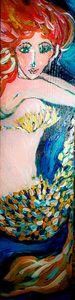 Colorful Sheala - Cheryl Reynolds Art