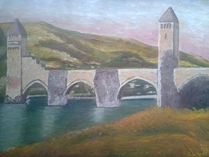 cahors,le pont valentré
