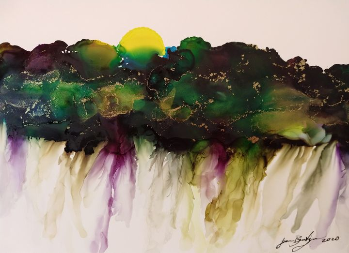 Sunrise - Welcome to Bentivegna Art