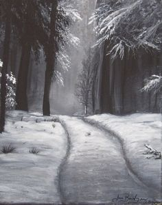 Tranquility Trail - Welcome to Bentivegna Art
