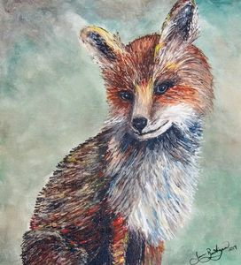 Foxy Lady - Welcome to Bentivegna Art