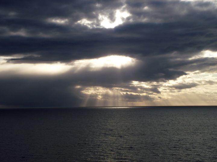 The Coming Storm - Seren Shaw Fine Arts