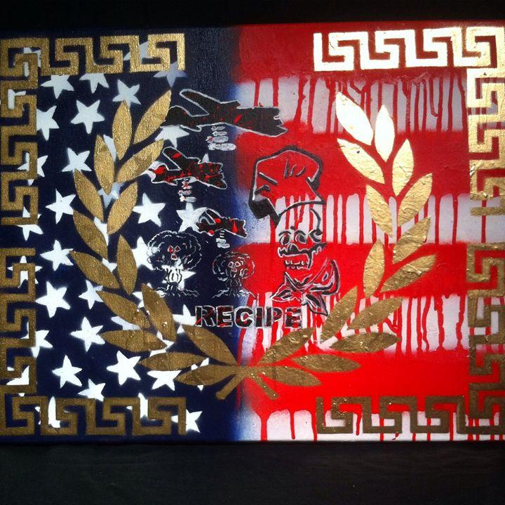 Americas recipe - Empire State Art