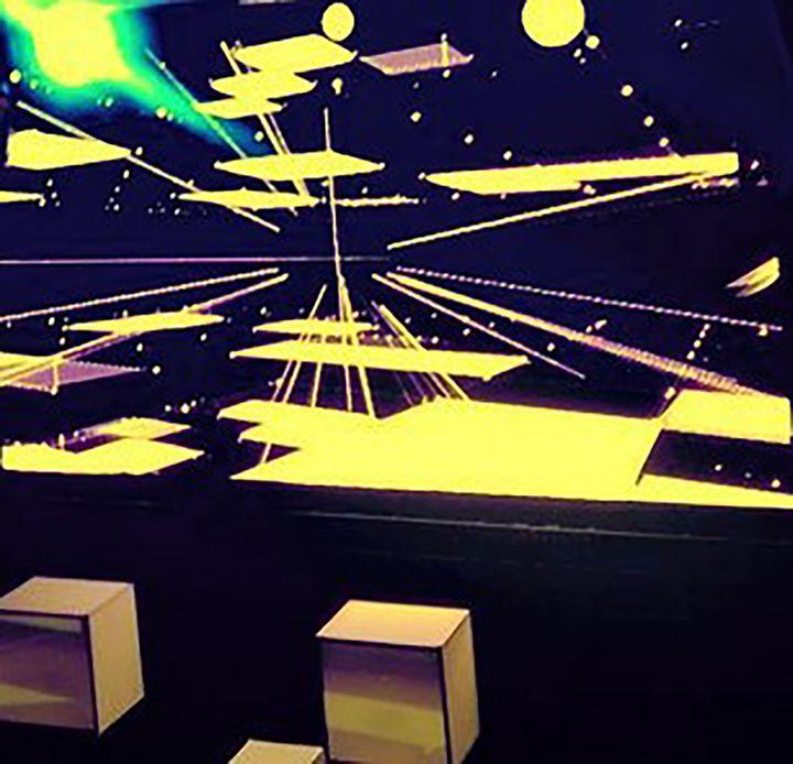 Digital Space - Roberto Garibay-Hernandez