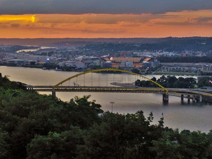Fort Duquesne Bridge - Roberto Garibay-Hernandez