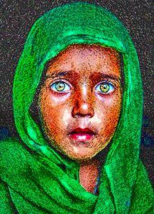 Streek Kid - Afghanistan Portrait