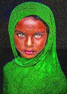 Street Girl - Bangladesh Portrait