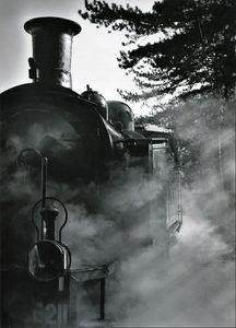 Train des pignes, French riviera