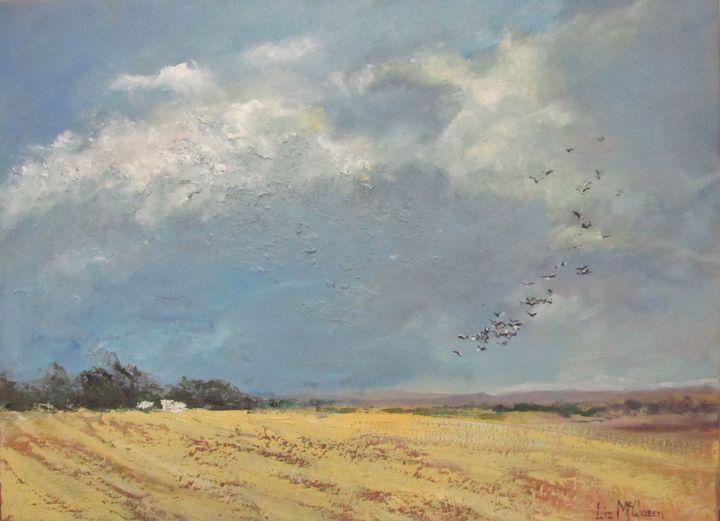 After The Harvest #2027 - Liz McQueen's Art