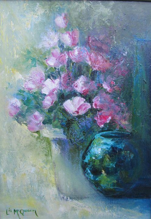 Blown Glass #3963 - Liz McQueen's Art