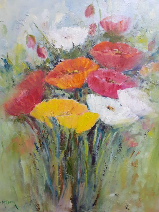 Poppy Patch #2099 - Liz McQueen's Art