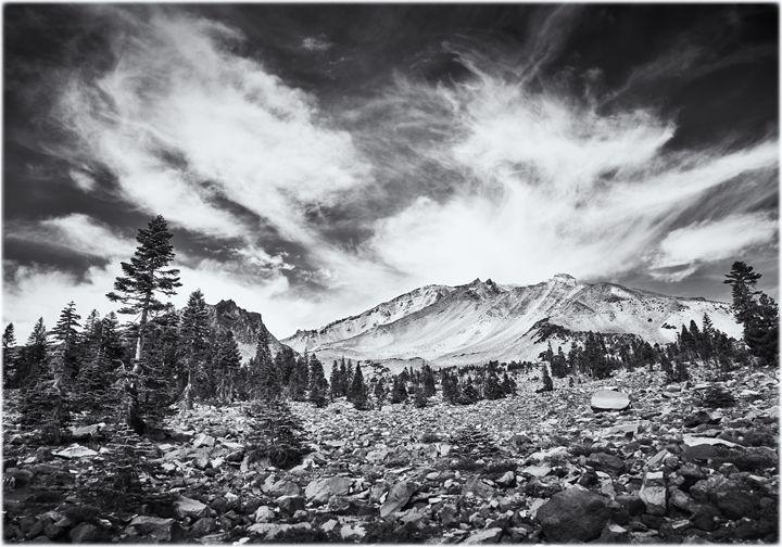 Mountain view - Edward Maesen