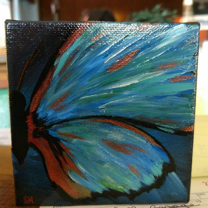 Wings - Sarah Ninnemann Art & Photography LLC