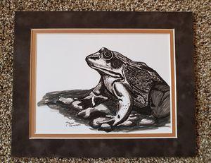 Hello Frog