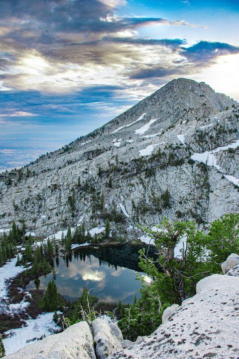 Big Horn Mountain - James Gifford