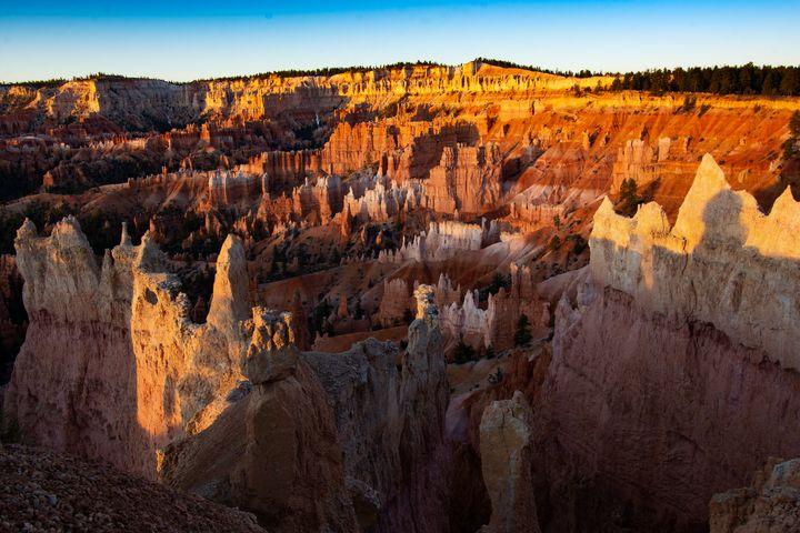 Bryce Canyon Sunrise - James Gifford