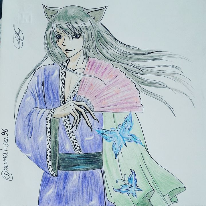 Tomoe - Kamisama hajimemashita - Alis96