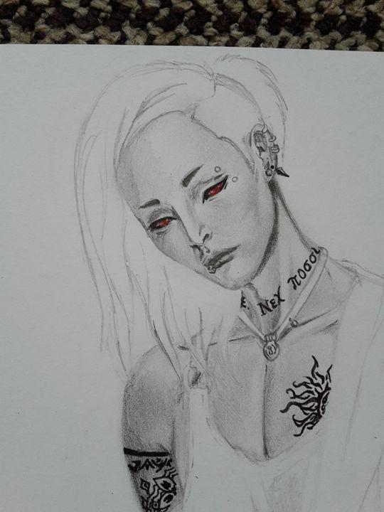 Uta - Tokyo Ghoul - Alis96