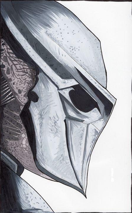 Predator - Jakk Cutlip ART