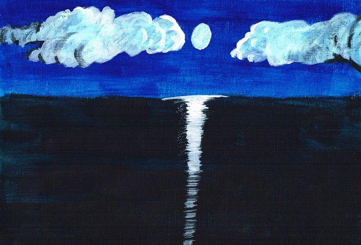 Dark Sea - Jakk Cutlip ART