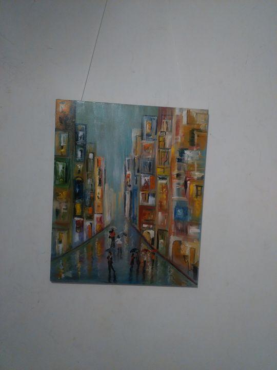 urban rains - razart