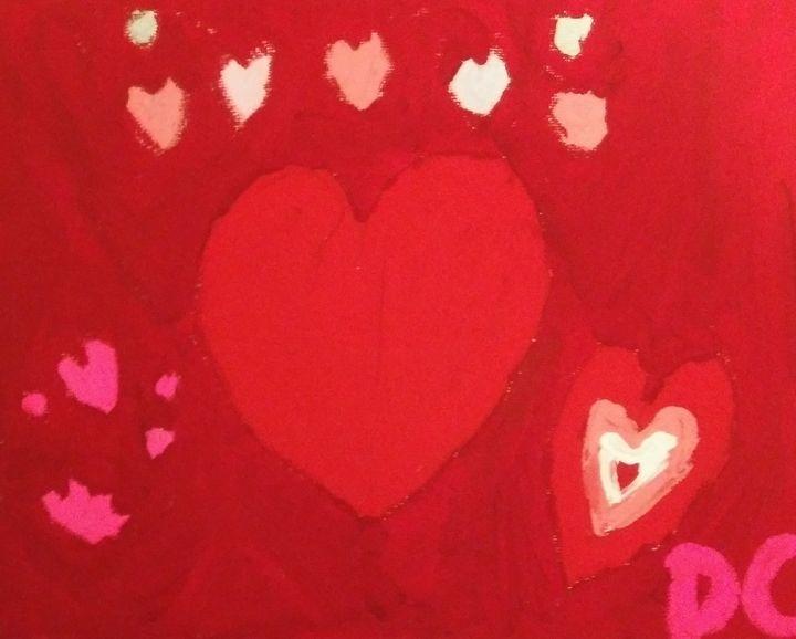 Valentine's Day - Stargirlpaintings