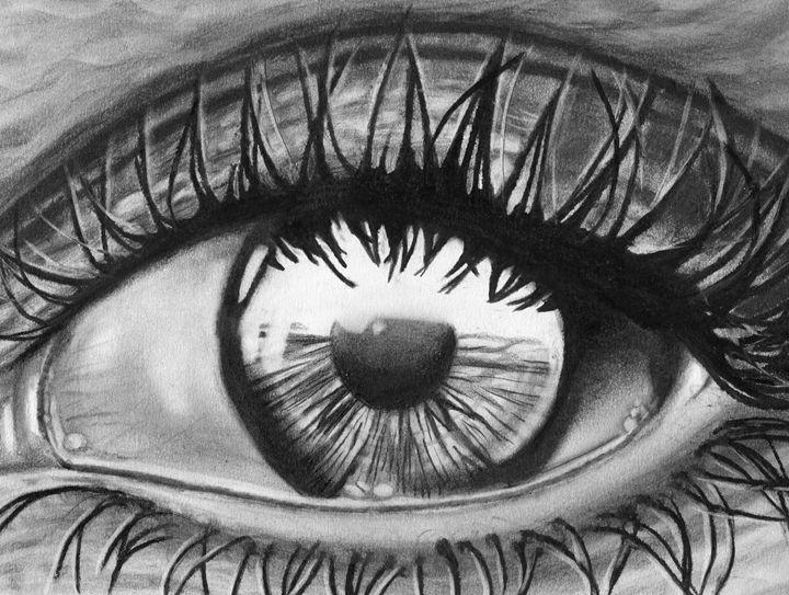The Window - Austin McDougal Art